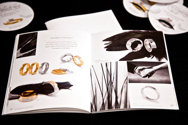 Jewelry Brochure Design Ideas