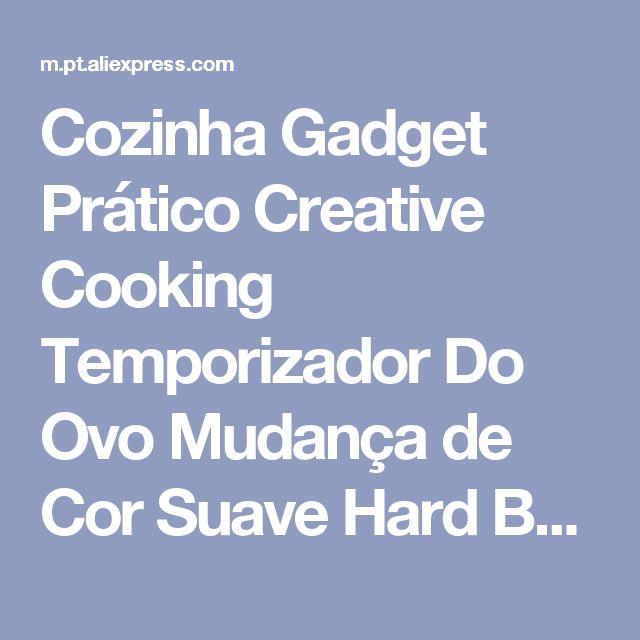 Cozinha Gadget Prático Creative Cooking Temporizador Do Ovo Mudança de Cor Suave Hard Boiled Egg Perfeito Ferva Egg Rawa e Cozidos Observador Loja Online   aliexpress móvel