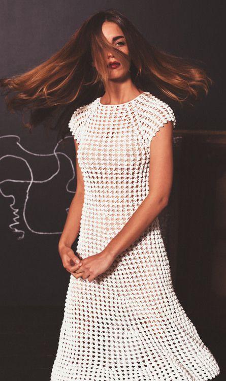 Crochetar de Vestidos -  /  Crochet from Dresses -