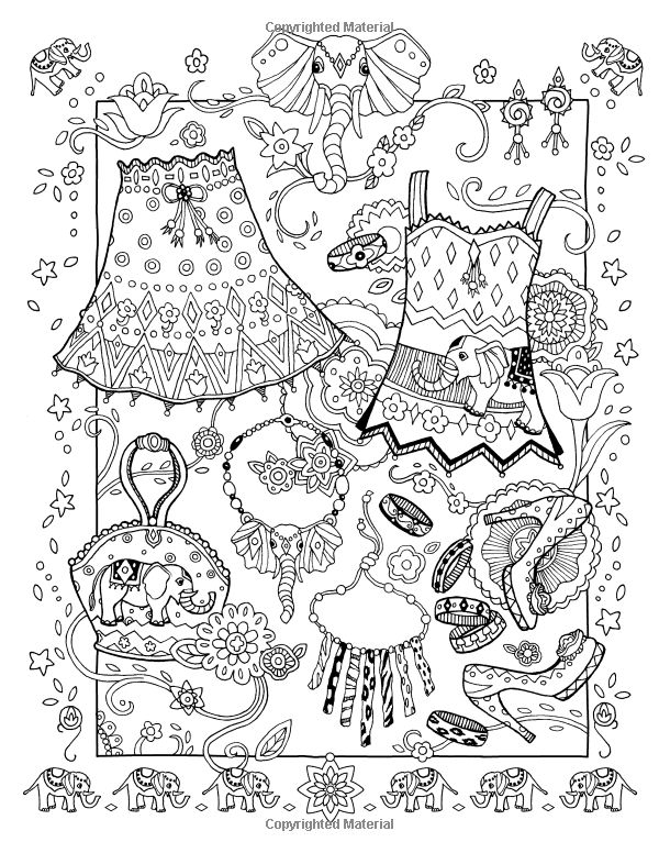 6922 best To Color images on Pinterest Coloring books, Coloring - copy coloring pages of barbie a fashion fairytale