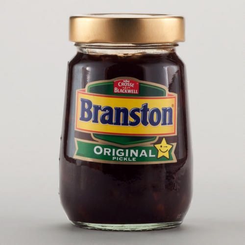 One of my favorite discoveries at WorldMarket.com: Branston Pickle