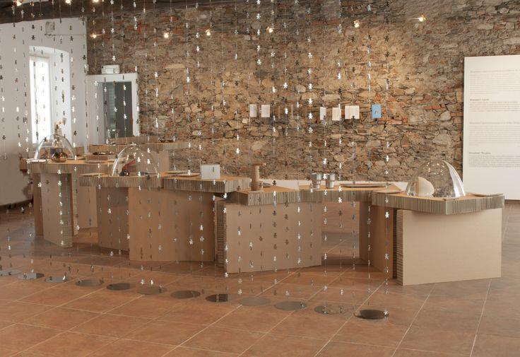 Mostra in collaborazione con Alessi. Museo Tornielli