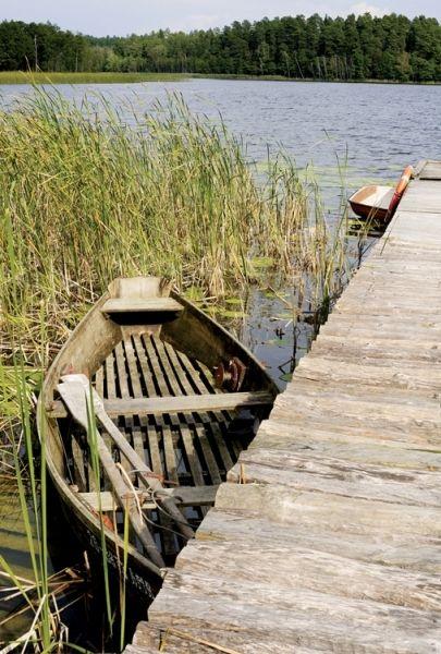 Sesja jogi nad jeziorem : Weranda Country