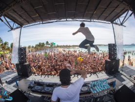 """JUMPman, JUMPman, that boy up to something!! You caught 'em performing at """"Inception at Sea"""". The largest spring break floating music festival headed to the Bahamas March 13-17! Book cabins at www.inceptioncruise.com #bahamas #miami #nassau #edm #inception #rave #springbreak #vacation #college #festival #RoyalCarribean #dj #edmnation #rave"""