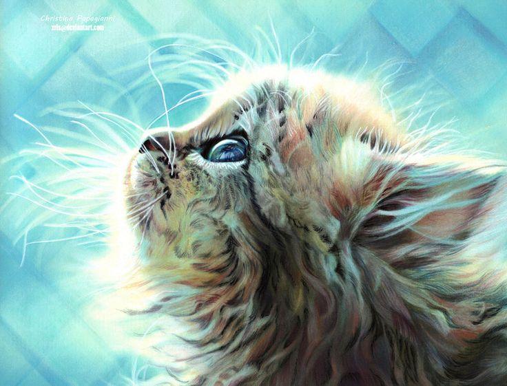 красивые рисунки животных цветные перешёл очередной