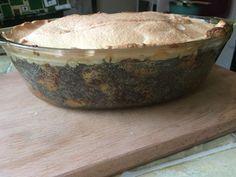 Pudingos mákos guba, nagyon finom, habos és édes!