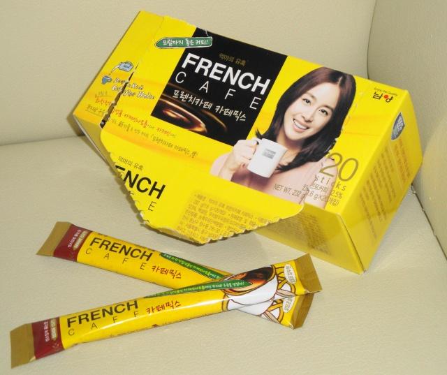 French Cafe Mix Coffee Box + Sticks