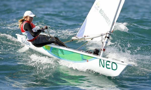 Marit Bouwmeester Goud op de Olympische spelen in Rio 2016. Geweldige prestatie.