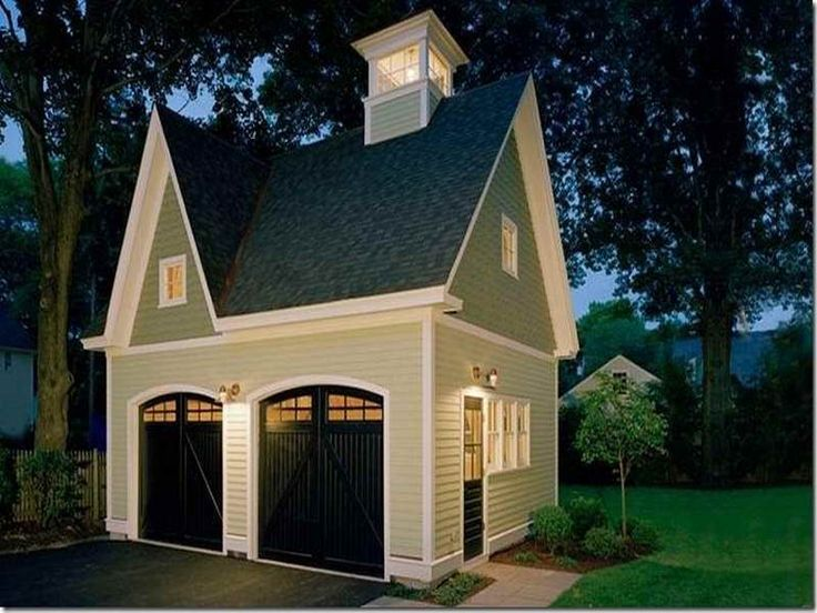 two story detached garage plans | The astounding pics above, is section of Detached 2 Car Garage Plans ...