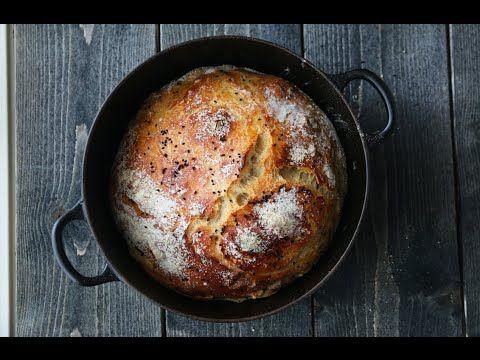 Slik får du perfekt eltefritt brød – Fakta & livsstil