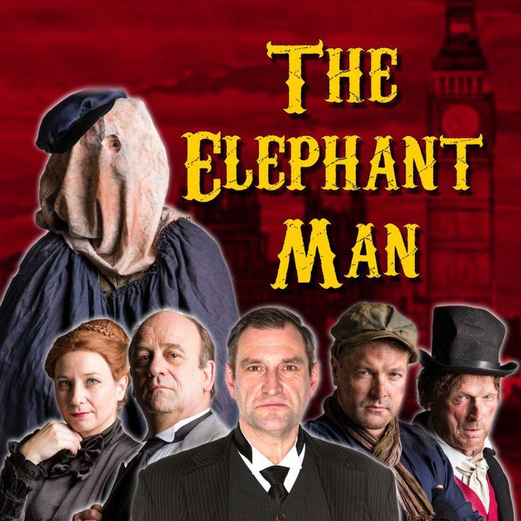 The elephant man (Frederick Treves) door Loge 10 – 3,5/4