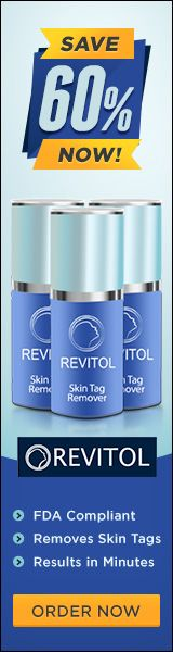 The Revitol Skin Tag Remover is a homeopathic, topical remedy made from all-natural plant extracts that help eliminate those harmless skin overgrowths without any pain. Revitol's Skin Tag Remover removes skin tags the all-natural way with its special formula that contains natural plant extracts and the active ingredient Thujaoccidentalis – a pure essential oil recognized for its tag-removing properties