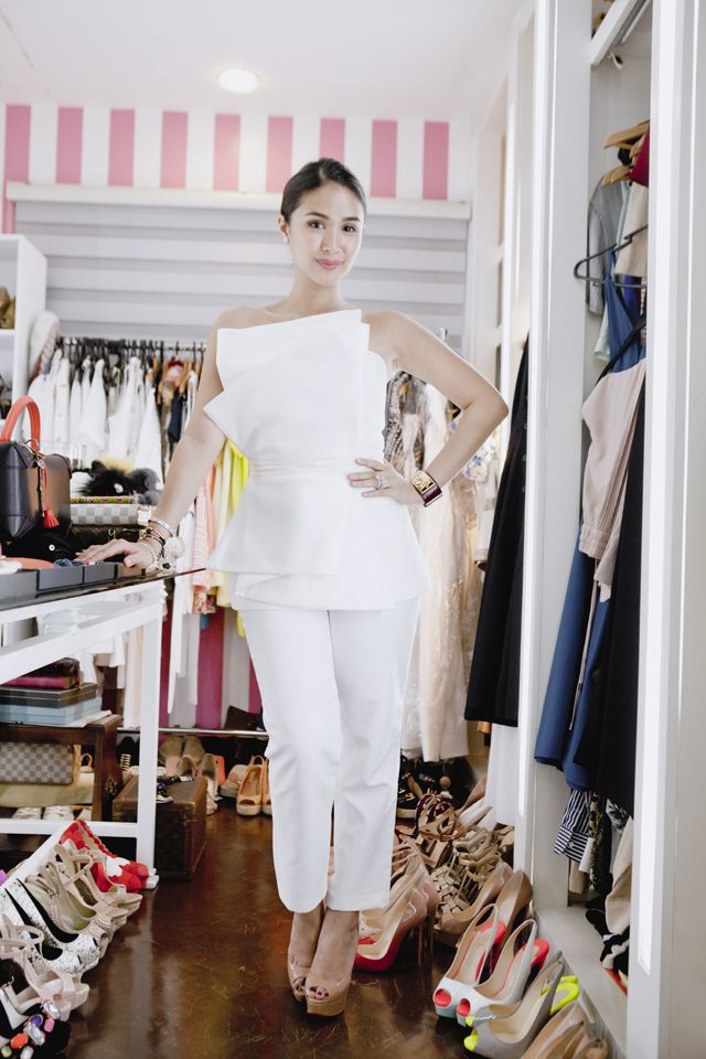Heart Evangelista 39 S Style Tips On How To Wear White