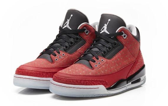 Air Jordan III Doernbecher