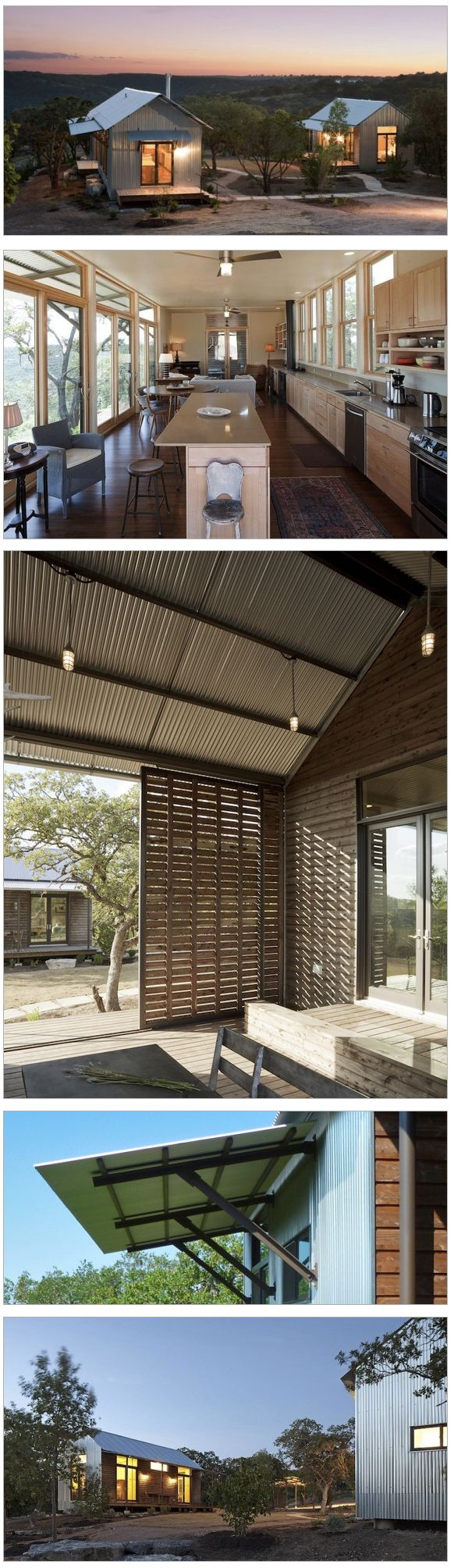 Porch House Prefab by Lake Flato