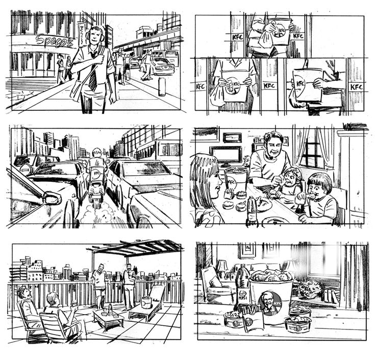 13 best Storyboard and Comics images on Pinterest Storyboard - commercial storyboards
