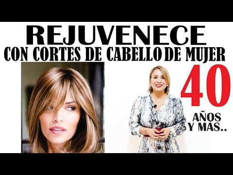 Cortes De Pelo Corto Mujer 40 Anos