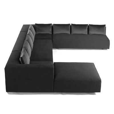 CALVIN SECTIONAL By Bright Chair Designed By Doug Levine
