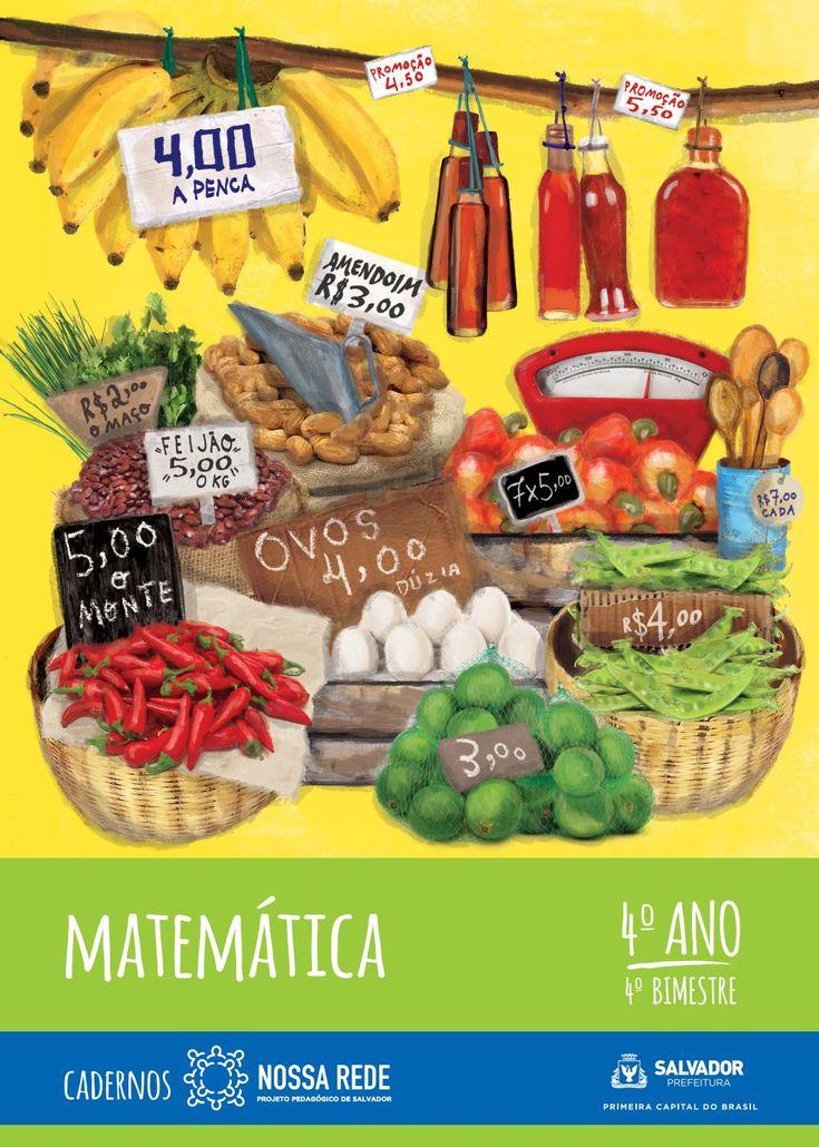 Matemática    4º Ano   4º Bimestre – versão aluno