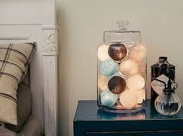 Image result for cotton balls lights ideas