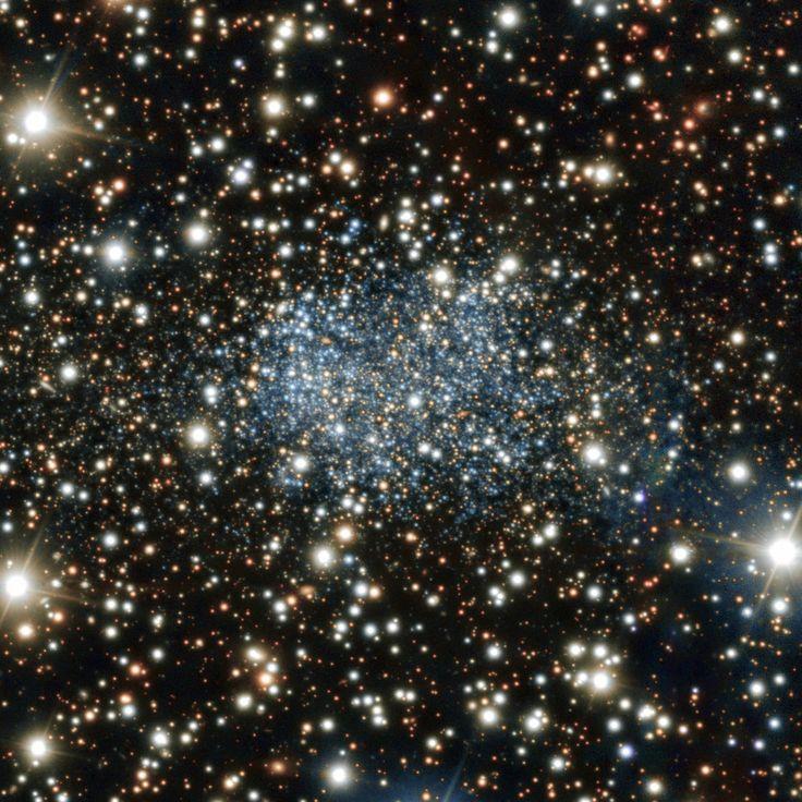 The Sagittarius Dwarf Irregular Galaxy. Image credit: ESO / M. Bellazzini et al.