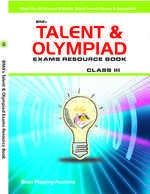 BMA's Talent & Olympiad Exams Resource Book for class-3