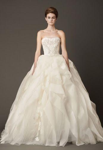 11 best Wedding dresses Princess Style images on Pinterest ...