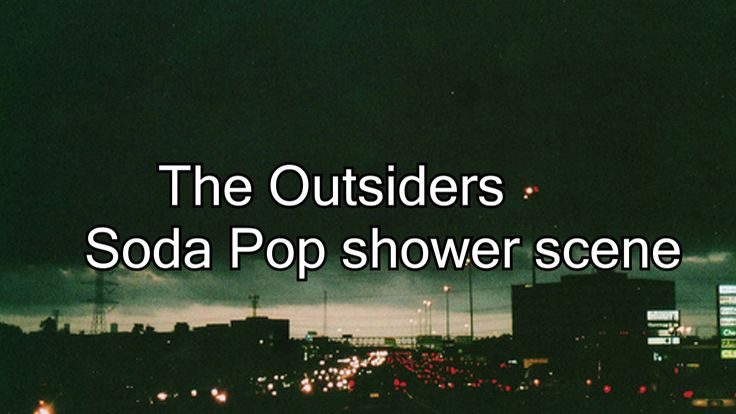 ideas about Soda Pop Outsiders on Pinterest | The outsiders sodapop ...