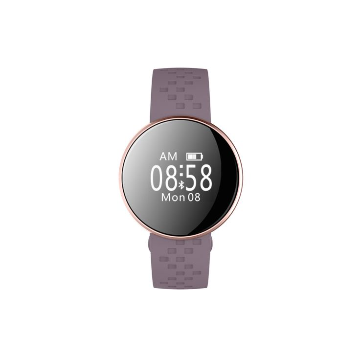 Smart Fitness Watch with Heart Rate Monitor in Grey | Buy Sports & Outdoors