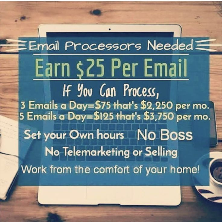 Learn how to make extra cash email for more info