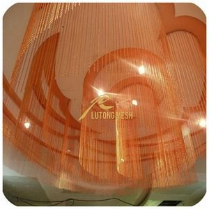 LT-05 Metal Bead Curtain from China