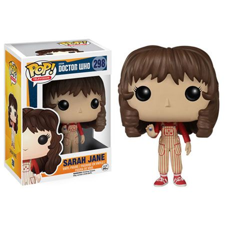 Doctor Who Pop! Vinyl Figures - Sarah Jane : Forbidden Planet