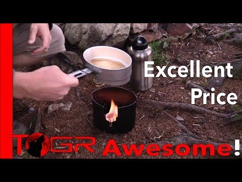 Budget Friendly and Awesome - Swedish Army Mess Kit with Trangia Stove – Review - YouTube