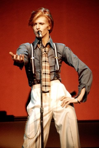 Bowie - Philly Dogs - 1974                              …