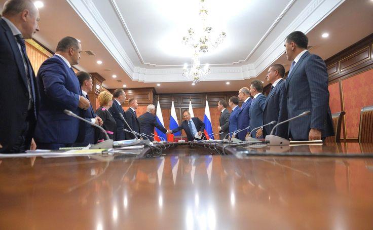 Владимир Путин провёл в Магасе совещание!