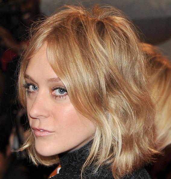 Chloe Sevigny Medium Straight Cut - Medium Straight Cut Lookbook - StyleBistro