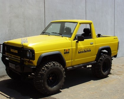 Nissan Patrol 3300 Hardtop