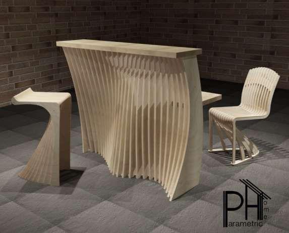 Параметрический дизайн. Интереров, мебели, конструкций и изготовление Алматы - изображение 1