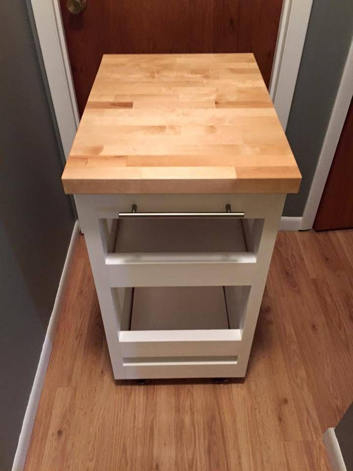 day 3 build a kitchen cart with 2x4s kitchen ideas building a rh pinterest com