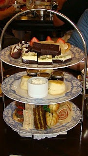 ACCOMPLISHED! Soon......High Tea at the Fairmont Empress Hotel, Victoria, BC, Canada