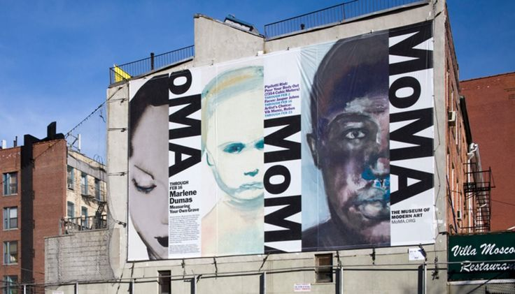 Julia Hoffmann: Disclosing MoMA's Identity