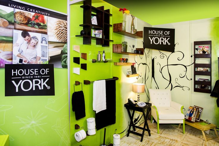 House of York Stand at the Algoa FM Homemakers Expo