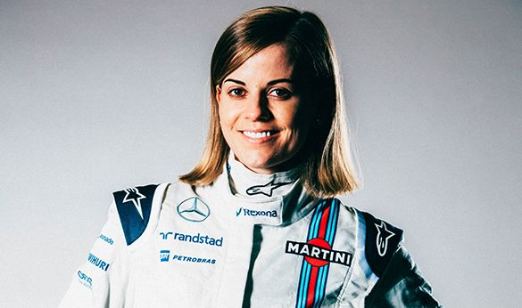 F1 Test Driver Susie Wolff Retires