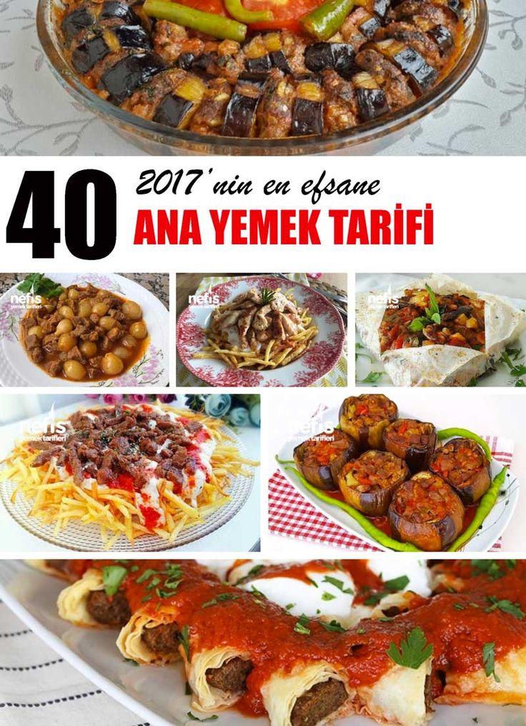 2017'nin En Beğenilen Değişik Ana Yemek Tarifleri - Nefis Yemek Tarifleri