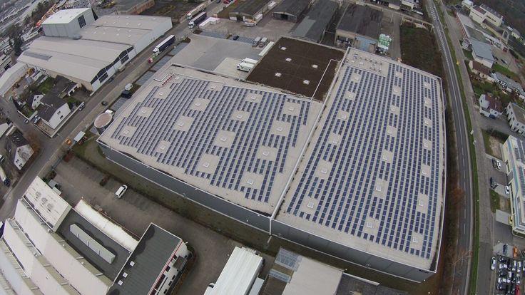 Pharma-Packing mit grünem Strom. Erdt-Gruppe nutzt Ertrag der Photovoltaikanlage zum Kühlen. - https://www.logistik-express.com/pharma-packing-mit-gruenem-strom-erdt-gruppe-nutzt-ertrag-der-photovoltaikanlage-zum-kuehlen/