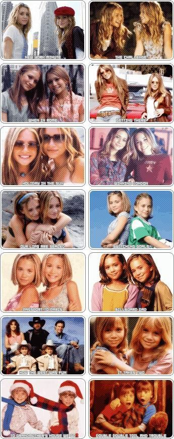 I remember every single one of these movies!