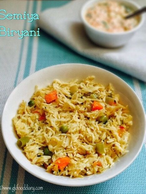 34 best rice varieties images on pinterest baby food recipes semiya biryani recipe for toddlers and kids2 forumfinder Choice Image