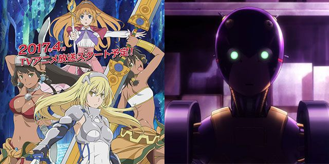 Yamato Animation - Partiti i simulcast di Atom The Beginning e DanMachi: Sword Oratoria - Sw Tweens