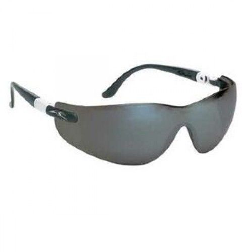 Custom printed promotional sunglasses. Black frame with ratchet fit temples. Polycarbonate single-piece wrap-around scratch resistant lens. ANSI Z87.1-2003 standard certified. Complies with ANSI. Know  more on houseofimprints.com