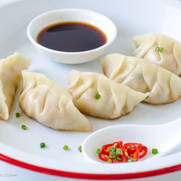 Asian Shrimp Dumplings Recipes — Dishmaps